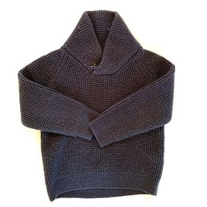 Zara Kids Boy Knit Collared Sweater